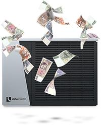 Peníze na tepelné čerpadlo z dotací
