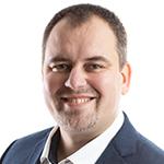 Ředitel společnosti alpha innotec Petr Bareš