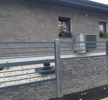 Instalace čerpadla vzduch-voda v novostavbě rodinného domu